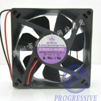 品牌的质量台湾皕瑞/Bi-sonic低噪音散热器净化设备风机/散热器易安装风扇