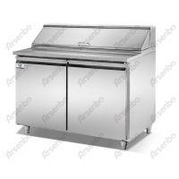 直冷冷藏柜 工作台冷藏 广东冰柜厂家 雅绅宝商用制冷 沙拉风冷柜