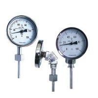 WSS-482 双金属温度计江苏润德自动化生产