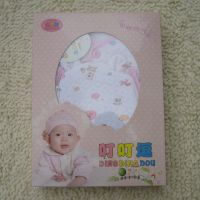 品牌童装 新款纯棉婴幼儿套装 宝宝内衣套装 婴儿礼盒五件套批发