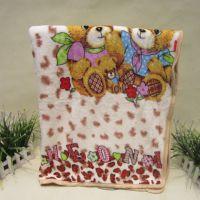 热销 2015新款 婴儿抱毯 可爱卡通儿童小毛毯 珊瑚绒毯子 批发