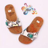 2015夏季新款米奇同款外贸男女儿童凉拖新款地图拖鞋外贸童鞋特批