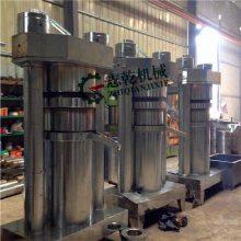 液压榨油机 180立式多功能液压 芝麻香油机 志乾 全自动香油机