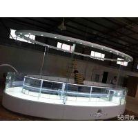 三星体验台,360手机展示柜,中国移动展示柜,乐视手机柜台