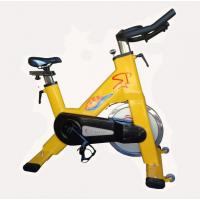 环宇厂家直销动感单车HY-6058方便安全健身房家庭通用 钢管厚度3MM 耐用不贵