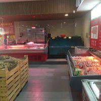 供应安德利 超市鲜肉柜 保鲜展示柜 鲜肉冷藏柜厂家