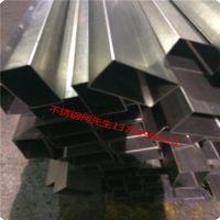不锈钢焊管矩扁扁尺寸100*80*2.0mm厚管广东304不锈钢管