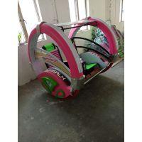广州凰洋乐吧车厂家直销广场游乐设备双人情侣车逍遥了多少钱一台