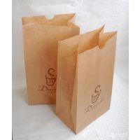西餐厅包装纸袋定做 印刷食品级西餐厅包装纸袋 手提袋定做