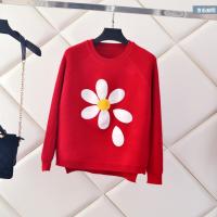 2016秋冬羊绒衫女半高领韩版宽松中长款纯色针织打低衫外贸便宜毛衣女
