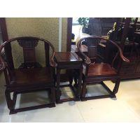 东非酸枝皇宫椅123客厅系列价格—大古树红木