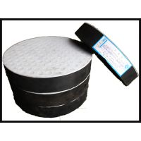 供应四氟板橡胶支座,圆形普通板式橡胶支座厂家直销GYZF4-D300*63