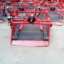 山西挖马铃薯的机器哪里有卖的 80公分宽的土豆挖掘机多少钱 小型起红薯的机器