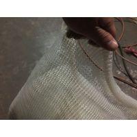 消除脱硫烟气水蒸气除雾丝网 PP聚丙烯标准型 高效气液过滤 40-50cm 上善