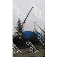 武汉市擎天柱单立柱高炮广告塔牌制作公司