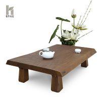 供应榕华家居韩式榆木小茶几炕桌矮桌飘窗桌榻榻米阳台桌