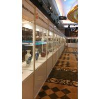 服务深圳会展中心展柜租赁 珠宝展示柜出租 货架搭建