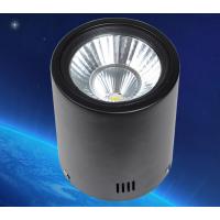 供应赛朗格LG-MTD-6F8寸防雾贴片5730灯珠明装筒灯外贸货源供应厂家