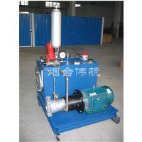 铜板挤压机液压站|液压站|烟台伟航电液