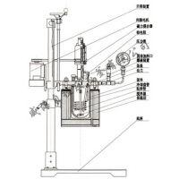 威海高压釜(图)、实验室高压釜、高压釜