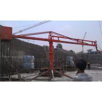 河南新型三轴承12米、15米、18米混凝土布料机
