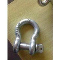 弓型卸扣、永年弓型卸扣厂家|元隆、哪里生产的弓型卸扣好