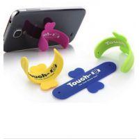 万能魔力贴U形手机支架 新款韩版U型 U型懒人支架苹果小米等手机通用