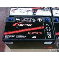供应GNB蓄电池S12V370|12V100AH