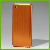 3D热转印制作包边苹果5C硬壳手机壳金属夹具 土豪金 定制图案