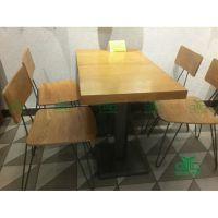 运达来供应肯德基 奶茶咖啡厅食堂 不锈钢餐桌椅子组合