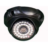 ABS塑胶红外彩色半球摄像机