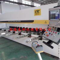 上海开槽机厂家 直销数控开槽机 不锈钢V槽刨槽机