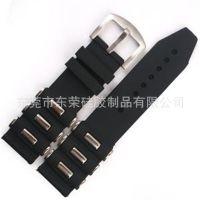 工厂供应硅胶表带 硅胶手表带 男女式手表带 运动表带