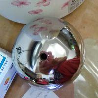 不锈钢圆球内攻牙 螺母圆球