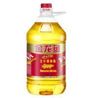 金龙鱼 1:1:1黄金比例调和油5L/桶 多种类健康配比 营养均衡