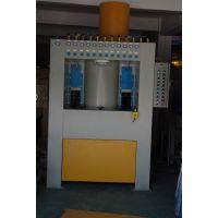 供应江门排气管自动打砂机-电筒表面自动打砂机