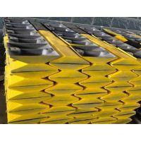 阳江交通设施 供应铸钢减速带 阳东厂区热熔标线 阳春水马铁马厂家特价价格