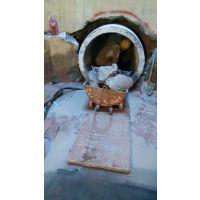 成都市顶管岩石水磨钻顶管非开挖利腾专业可靠快速承接
