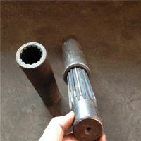 钢管|内四方精密钢管(图)|20cr外圆内梅花钢管