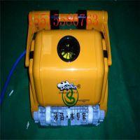 河南海豚3002泳池吸污机适用于大中小型商用游泳池吸污效果强