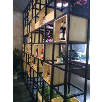 浙江面包展示柜定制认准杭州惠利道具厂6603黑铁专业设计