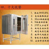 钜兆ASOUTEK商用电磁炉厂家批发ZN-124多功能电烤炉一键制作烤箱