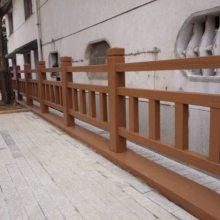 供应贵州市花溪区、乌当区仿木栏杆,仿水泥栏杆仿木护栏,四川驰升厂家直销