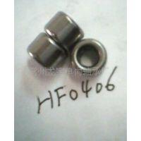 【轴承厂家】轴承HF0406点钞机单向轴承塑料保持架低碳钢滚针轴承