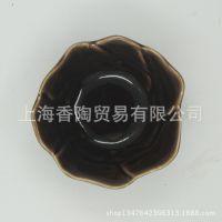 大量供应 玫瑰花陶瓷慕斯杯 时尚生活必备 外贸单 量大从优