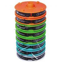 3T正品半框眼镜拉丝 垫丝 丝线套装 多种规格 三特正品 3T-016B