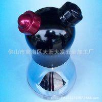 广州机加工美容器材配件铝零件加工 机加工 精密机械五金铝件加工
