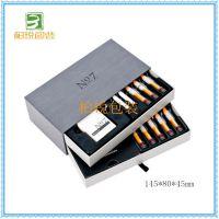 精美抽屉电子烟盒 深圳电子烟彩盒包装 可订做电子烟盒 中性纸盒
