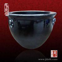 景德镇陶瓷缸 1米大缸 养鱼陶瓷缸