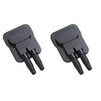 清能光伏组件 接线盒 TUV认证 两线带薄膜接线盒 2线带灌胶型接线盒